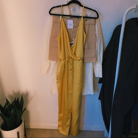 Other - Silky jumpsuit